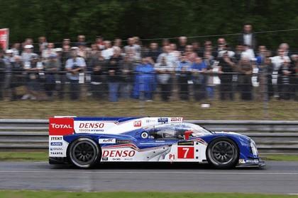 2013 Toyota TS030 Hybrid - Le Mans 24 Hours qualifying 8