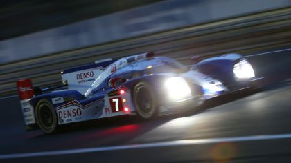 2013 Toyota TS030 Hybrid - Le Mans 24 Hours qualifying 1