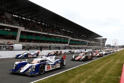 2013 Toyota TS030 Hybrid - Le Mans 24 Hours race 14