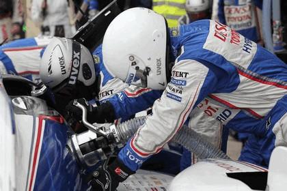 2013 Toyota TS030 Hybrid - Le Mans 24 Hours race 20