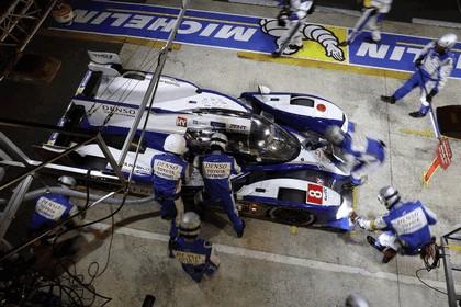 2013 Toyota TS030 Hybrid - Le Mans 24 Hours race 22
