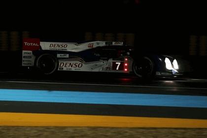 2013 Toyota TS030 Hybrid - Le Mans 24 Hours race 23
