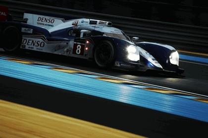 2013 Toyota TS030 Hybrid - Le Mans 24 Hours race 25