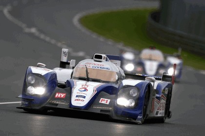 2013 Toyota TS030 Hybrid - Le Mans 24 Hours race 27