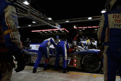 2013 Toyota TS030 Hybrid - Le Mans 24 Hours race 30