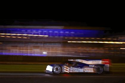 2013 Toyota TS030 Hybrid - Le Mans 24 Hours race 34