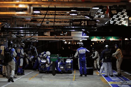 2013 Toyota TS030 Hybrid - Le Mans 24 Hours race 37