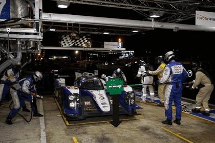 2013 Toyota TS030 Hybrid - Le Mans 24 Hours race 38
