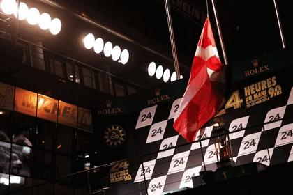 2013 Toyota TS030 Hybrid - Le Mans 24 Hours race 41