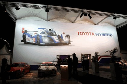 2013 Toyota TS030 Hybrid - Le Mans 24 Hours race 42