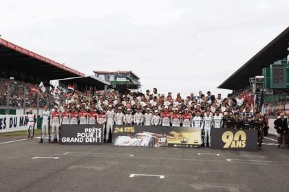 2013 Toyota TS030 Hybrid - Le Mans 24 Hours race 46