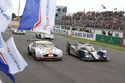 2013 Toyota TS030 Hybrid - Le Mans 24 Hours race 47