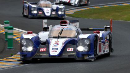 2013 Toyota TS030 Hybrid - Le Mans 24 Hours race 4