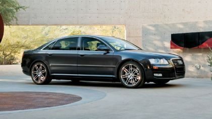2008 Audi A8L ( D3 ) 4.2 Quattro - USA version 4