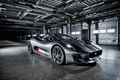 2013 Jaguar C-X75 Hybrid Supercar Prototype 1