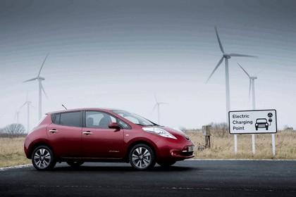 2014 Nissan Leaf 16