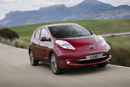 2014 Nissan Leaf 48