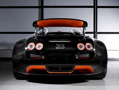 2013 Bugatti Veyron 16.4 Grand Sport Vitesse - World Speed Record 4