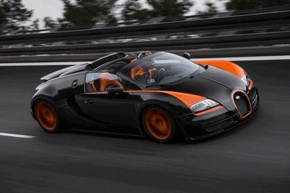 2013 Bugatti Veyron 16.4 Grand Sport Vitesse - World Speed Record 16