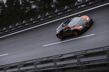 2013 Bugatti Veyron 16.4 Grand Sport Vitesse - World Speed Record 18