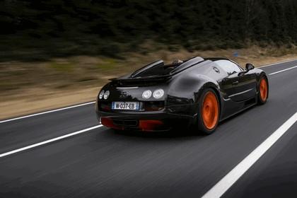 2013 Bugatti Veyron 16.4 Grand Sport Vitesse - World Speed Record 20