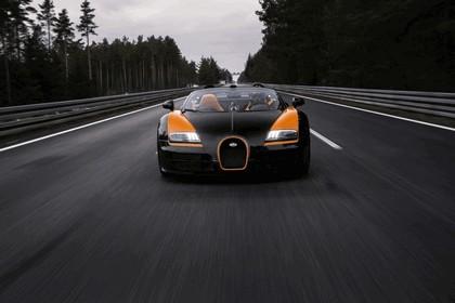2013 Bugatti Veyron 16.4 Grand Sport Vitesse - World Speed Record 22