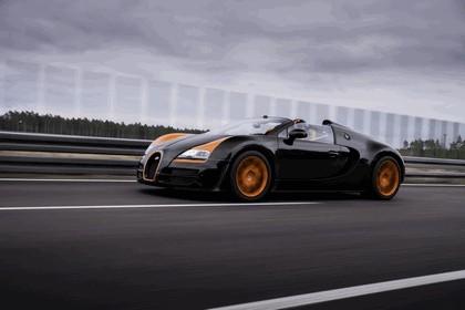 2013 Bugatti Veyron 16.4 Grand Sport Vitesse - World Speed Record 23