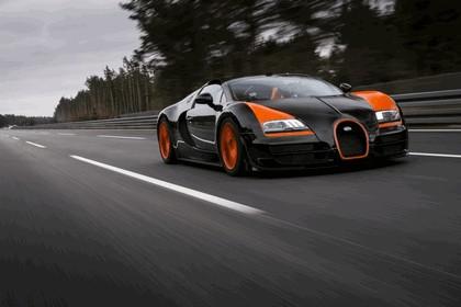 2013 Bugatti Veyron 16.4 Grand Sport Vitesse - World Speed Record 24