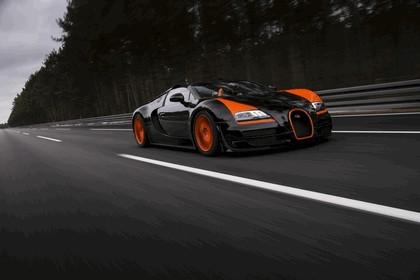 2013 Bugatti Veyron 16.4 Grand Sport Vitesse - World Speed Record 25