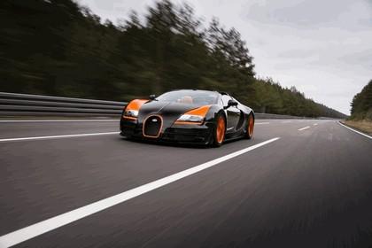 2013 Bugatti Veyron 16.4 Grand Sport Vitesse - World Speed Record 26