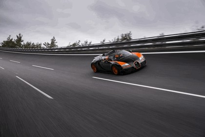 2013 Bugatti Veyron 16.4 Grand Sport Vitesse - World Speed Record 27