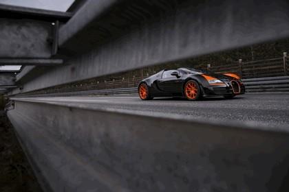 2013 Bugatti Veyron 16.4 Grand Sport Vitesse - World Speed Record 28