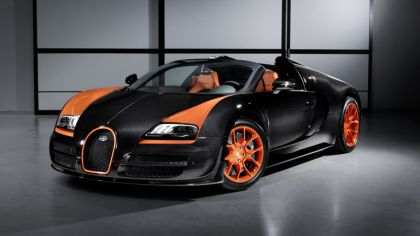 2013 Bugatti Veyron 16.4 Grand Sport Vitesse - World Speed Record 1