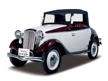 1934 Datsun 13 roadster 1