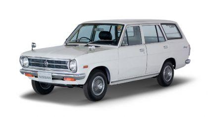 1970 Datsun Sunny ( VB110 ) Van 1