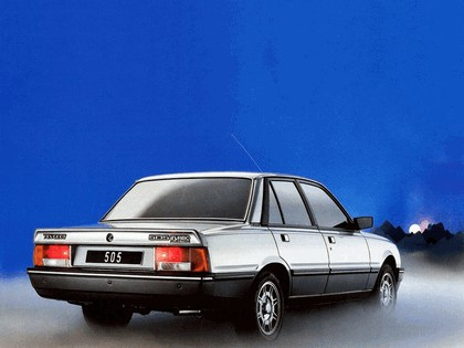1983 Peugeot 505 Turbo Injection 2