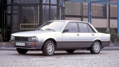 1983 Peugeot 505 Turbo Injection 1