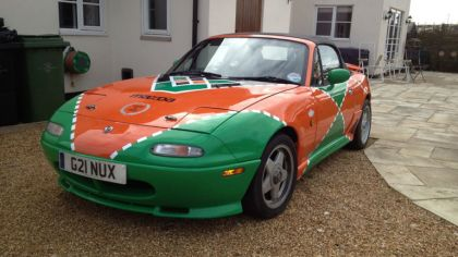 1992 Mazda MX-5 Le Mans edition - UK version 7