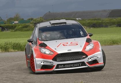 2013 Ford Fiesta R5 - European Rally Championship 1