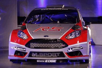 2013 Ford Fiesta R5 - European Rally Championship 5