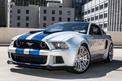 2013 Ford Mustang NFS Hero Car 2
