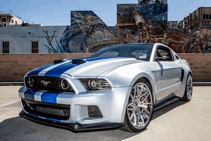 2013 Ford Mustang NFS Hero Car 8