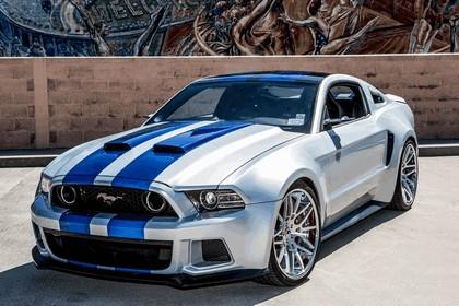 2013 Ford Mustang NFS Hero Car 9