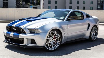 2013 Ford Mustang NFS Hero Car 5