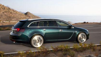 2013 Opel Insignia Sports Tourer 7