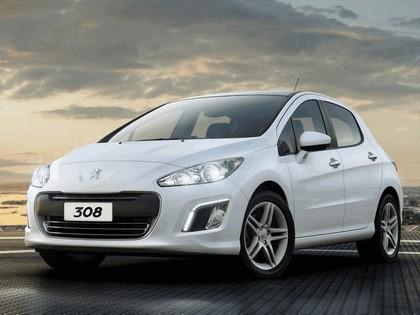 2013 Peugeot 308 - Brazil version 1