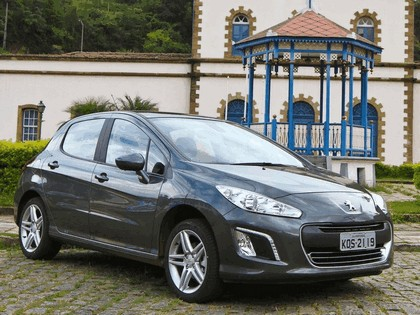 2013 Peugeot 308 - Brazil version 6