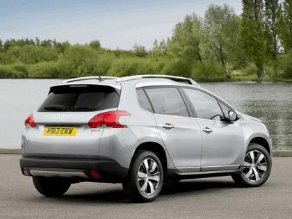 2013 Peugeot 2008 - UK version 2