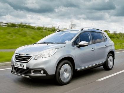 2013 Peugeot 2008 - UK version 3