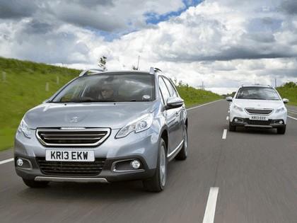 2013 Peugeot 2008 - UK version 4